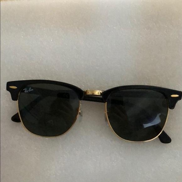 c59856d928e7c2 Ray-Ban Accessories   Rayban Clubmaster Sunglasses   Poshmark